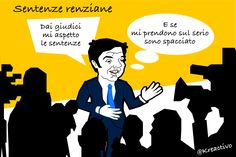 Assodato che tra il dire e il pensare in molta gente non c'è un mare ma un oceano, è evidente che nella polemica tra Davigo e Renzi su politica ed onestà il livello di ipocrisia è inarrivabile per chiunque. E' evidente a tutti che la spregiudicatezza...