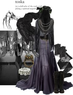SO WEIRD this is a polyvore set that I made! That's so freaky finding on pinterest.