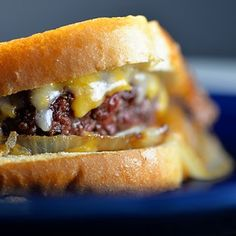 The Great American Patty Melt Recipe