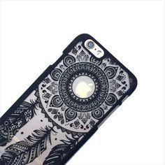 Love this black dreamcatcher case