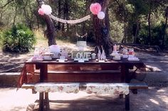 Wedding Picnic From Spain — Celebrations at Home