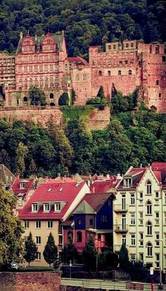 Beautiful Heidelberg, Germany