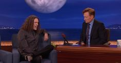 Weird Al tells Conan about how Michael Jackson was actually like an alien
