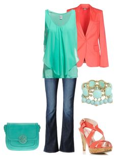 How to Wear Turquoise For A Warm Spring