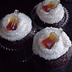 Jack And Coke Cupcakes Recipe