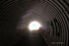 Häufig ist ein Licht am Ende des Tunnels....