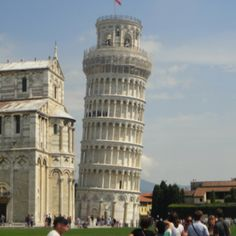 Pisa - would love to go back!