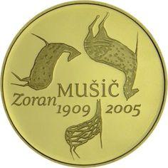 100 Euro Gold Zoran Music UN
