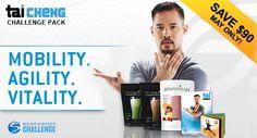 Tai Cheng™ Challenge Packs – Save $90!