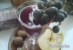 Gyümölcsös gyümölcstea-zselé Creme Brulee, Punch Bowls, Mousse, Pudding, Food, Creme Caramel, Essen, Puddings, Yemek