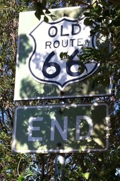 U.S. Route 66 (US 66 or Route 66), also known as the Will Rogers Highway and colloquially known as the Main Street of America or the Mother Road, was one of the original highways within the U.S. Highway System. Route 66 was established on November 11, 1926.  The highway, which became one of the most famous roads in America, originally ran from Chicago, Illinois, through Missouri, Kansas, Oklahoma, Texas, New Mexico, and Arizona before ending at Los Angeles, California.