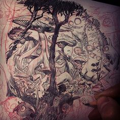 Sketch - Stan Manoukian