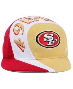 5dfa5dd88cc6e  47 Brand San Francisco 49ers Circuit Snapback Cap   Reviews - Sports Fan  Shop By Lids - Men - Macy s