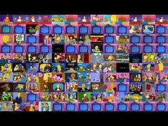Ever Watch 130 Simpsons Episodes at the Same Time?