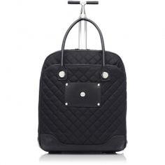 O Bag Kinsale ... laptop-travel bag from knomo London: Women's Wheeled Laptop Bags