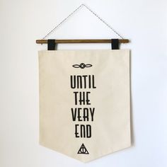 This wall hanging. | 33 Harry Potter Gifts Only A True Fan Will Appreciate