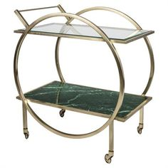 Hearst Bar Cart