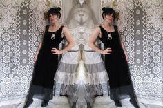 bd0476c0ff 90s Black Velvet Dress Sheer Floral Vine Hem See Through Prom Witch Witchy  Trad Nu Goth Grunge Strega Dark Mori Long Maxi Formal Velour 14