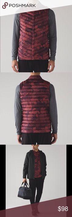 Lululemon Snap Down Vest JUST IN✔️ NWT Brand new ✔️ Snap Down Vest by Lululemon size M 🚫NO TRADES🚫 lululemon athletica Jackets & Coats Vests