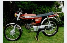 Puch M50 Grand Prix - my brother had one of these.