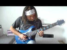 8 string crazy shredding (+playlist)