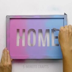 Leave your a comment 🌸 All credit Diy Crafts For School, Easy Crafts To Make, Diy Home Crafts, Cute Crafts, Diy Crafts For Kids, Easy Diy Room Decor, Cute Room Decor, Diy Bedroom Decor, Kpop Diy