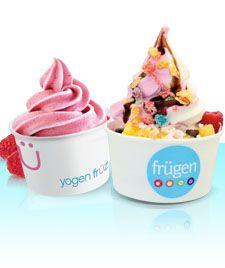 La Franquicia Perfecta: Franquicias se disputan mercado de helados de yogurt