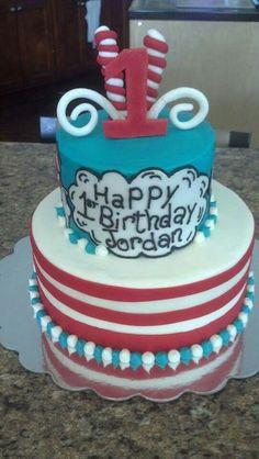 Dr session cake