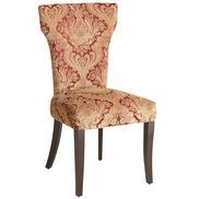 I need at least 2 of these. Carmilla Dining Chair - Red Damask
