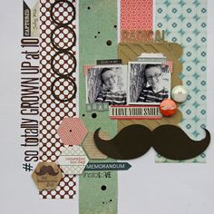 Nicole Nowosad: More Scraptastic projects!
