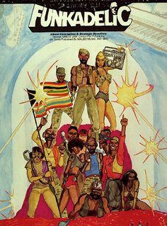 United Funk Of Funkadelica