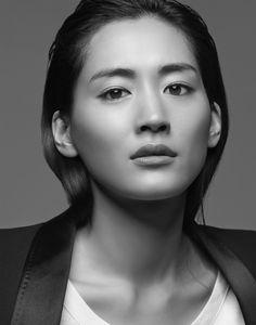 """Stylist : Naoko Shiina Hair : Koichi Nishimura Make-up : UDA Model : Haruka Ayase for """"Oggi"""" Aug. 2015"""