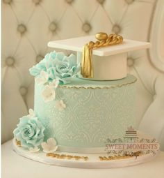 Imagem de beautiful, cake, and decoration