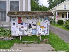Day Trip to Historic Essex New York on Lake Champlain - Essex Town Bulletin Board Rv Campgrounds, Lake Champlain, Day Trip, Bulletin Board, York, Bulletin Boards
