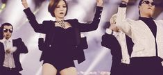 """8 Iconic K-Pop Dance Moves You Need In Your Life ~ Brown Eyed Girls' """"Arrogant Dance"""" with PSY"""