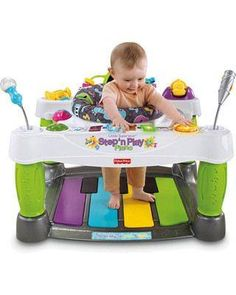 """Remember the fun supersized piano scene with Tom Hanks in """"Big""""? Think of this is a toy version for your tot!"""