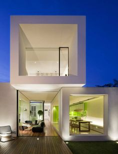 Shakin Stevens House Matt Gibson Architecture Design CubeMe2