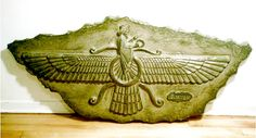 Sumerians say that kingship came from heaven in a machine matching this depiction. For interesting and in-depth discussion see http://firstlegend.info/3rivers/thewingedsolardisk.html