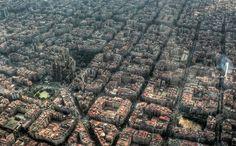 Zábery z lietadla na tie najkrajšie miesta na našej planéte. Z niektorých bez preháňania padá sánka.