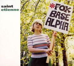 """Saint Etienne, Foxbase Alpha***: We all have those experiences where we stop in the middle of an album for something. This morning, i had to stop in the middle of this album to get my daughter up and ready for school. It allowed me to measure this in halves. The first half was incredibly strong, but everything after """"Stoned to Say the Least"""" felt a bit like filler. Four stars for the first half, and two stars for the second. 1/29/15"""