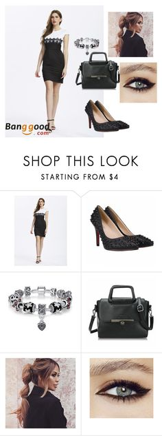 """#25/2 Banggood"" by ahmetovic-mirzeta ❤ liked on Polyvore"