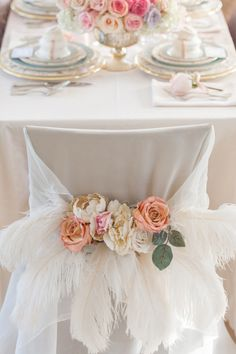marie antoinette wedding / tea party Inspiration .. roses, tulle & feathers