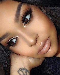 Make up para piel morena... Está hermoso!!