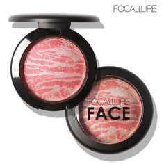 Focallure Brand Face Makeup Cheek Blush Powder 6 Colors Blusher Pressed Powder Foundation Face Make Up Long Lasting Pure Blush //FREE Shipping Worldwide //