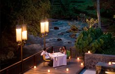 Ubud offers a wide variety to the roaming traveller from traditional village roadside stalls to upmarket fine dining restaurants. This incredible hub from Jalan Raya Ubud to Jalan Monkey Forest offer incredible dining experiences with a stunning view to match. Here's The Bali Bible's select