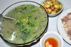 Bữa ăn ngon mê với cách nấu canh hến với bầu bổ dưỡng
