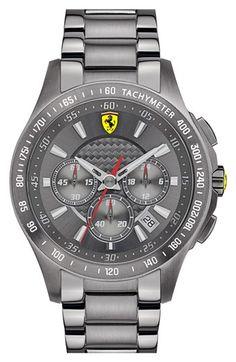 Scuderia Ferrari Chronograph 44mm