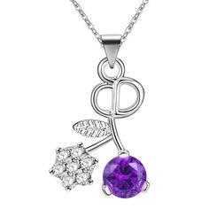 silver plated Necklace Silver Pendant Jewelry /JBKZSCWS GNVAFQCJ