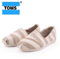 Womens Sand Toms Vegan Shoes