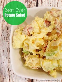 The Best Ever Chicken Pasta Salad Recipe Mashed Potato Salads, Best Ever Potato Salad, Chicken Pasta Salad Recipes, Frozen Grapes, Kitchen Drawing, Can I Eat, Homemade Dressing, Summer Kitchen, Good Enough To Eat